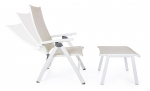Cruise White/Taupe Gk50 Footrest