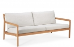 Teak Jack outdoor sofa off white 180X90cm