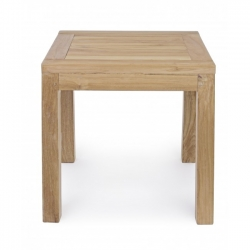 Teak Square Coffee Table 50X50