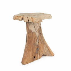 Kavir Coffee Table teak 40x40x50cm