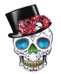 Διακοσμητικό Vacum  Mr Day Of The Dead  65cm