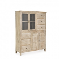 Mayra Cabinet 4Do-6Dr 110x40x150cm