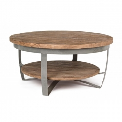 Narvik Coffee Table D90x43cm