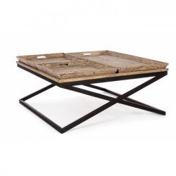 Tray Coffee Table 120x120x53cm
