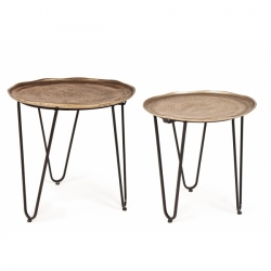 Σετ 2 τμχ  Amira  Coffee Table Χ73