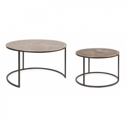 Set2 Amira Round Coffee Table X34