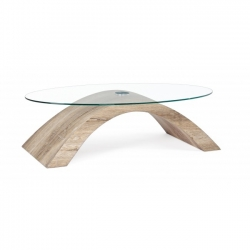 Kenya Oval Coffee Table 110x60x33cm