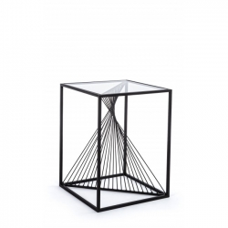 Espiral Coffee Table 40x40x56cm