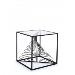Espiral Coffee Table 48x48x51cm