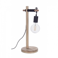 Forest Natural Table Lamp H46