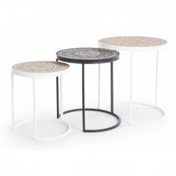 Set3 Karvy Coffee Table