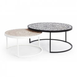 Set2 Karvy Coffee Table