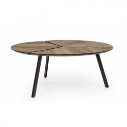 Tribeca Round Coffee Table Φ86x35cm