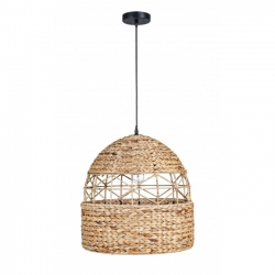 Malawi Natural Light Fitting D45