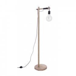 Forest Natural Floor Lamp H135