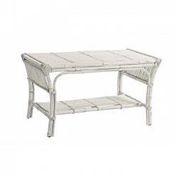 Coffee Table Tais White 90X48