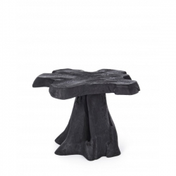Kavir Black Coffee Table 50X50