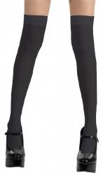 cbfd0a63e98 Αποκριάτικες κάλτσες μαύρες