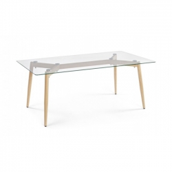 Oakland Ash Tree Col Coffee Table 110X60