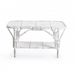 Rosita White Coffee Table 90X50
