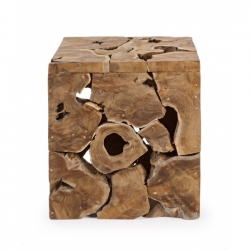 Iman Teak  Coffee Table 40x40cm