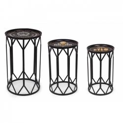 Tankard Coffee Table Set3