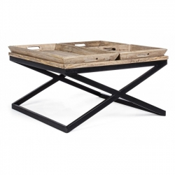 Tray Coffee Table 90x90x52cm