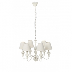 Stylish Taupe Chandelier 12Lights