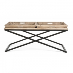 Tray Coffee Table 120x60x53cm