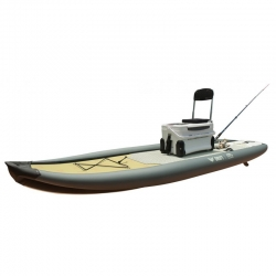 Σανίδα iSup Aqua Marina Fishing Drift 330cm